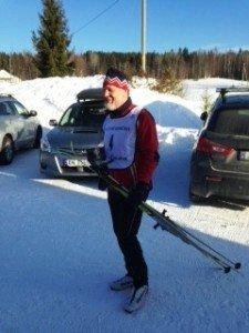VETERAN: Åge Sløttet er en veteran i Landåsløpsammenheng.
